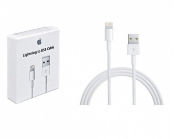 Cabo Lightning USB para Apple Iphone 5/6 (1 m) ORIGINAL