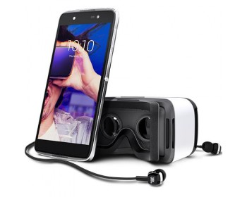 Alcatel Idol 4S + VR Glasses