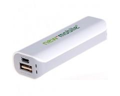 Powerbank  New Mobile 2000mAh